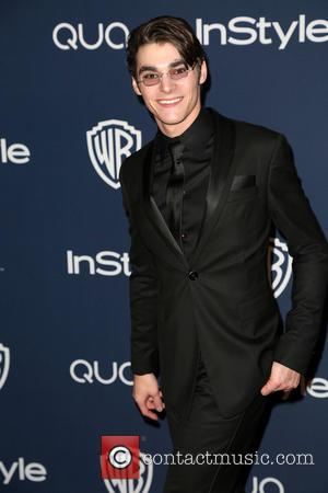 RJ Mitte - 15th Annual Warner Bros and InStyle Golden Globe Awards After Party - Arrivals held at the Oasis...