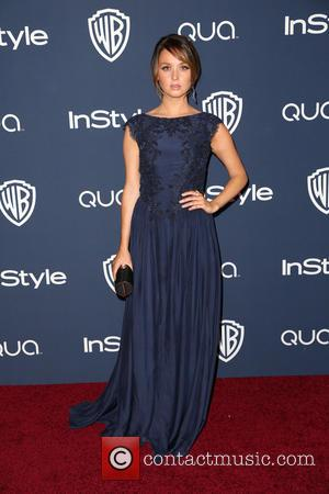 Camilla Luddington - 15th Annual Warner Bros and InStyle Golden Globe Awards After Party - Arrivals held at the Oasis...