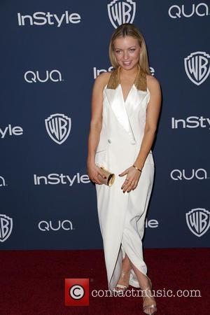 Francesca Eastwood - 15th Annual Warner Bros and InStyle Golden Globe Awards After Party - Arrivals held at the Oasis...