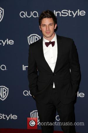Matt Lanter - 15th Annual Warner Bros and InStyle Golden Globe Awards After Party - Arrivals held at the Oasis...