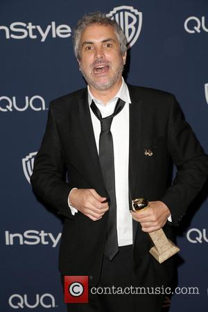 Alfonso Cuarón - 15th Annual Warner Bros and InStyle Golden Globe Awards After Party - Arrivals held at the Oasis...