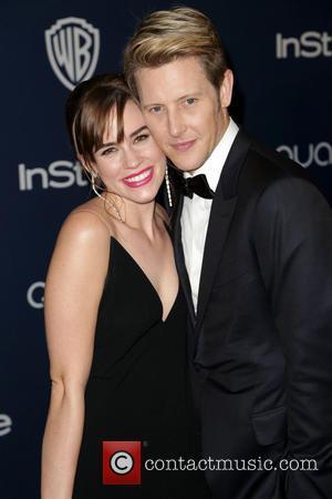 Christa B. Allen and Gabriel Mann