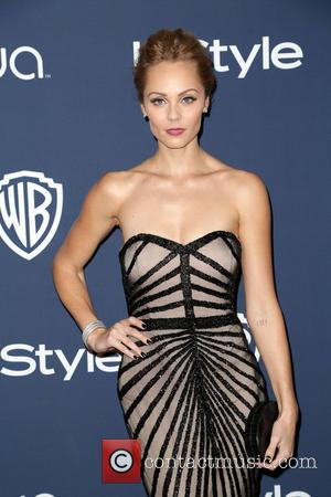 Laura Vandervoort - 15th Annual Warner Bros and InStyle Golden Globe Awards After Party - Arrivals held at the Oasis...