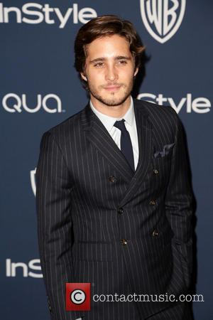 Diego Boneta - Celebrities attend the 15th Annual Warner Bros And InStyle Golden Globe Awards After Party - Arrivals held...