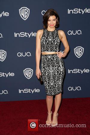 Lauren Cohan - Celebrities attend the 15th Annual Warner Bros And InStyle Golden Globe Awards After Party - Arrivals held...
