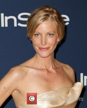 Anna Gunn - Celebrities attend the 15th Annual Warner Bros And InStyle Golden Globe Awards After Party - Arrivals held...
