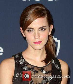Emma Watson - Celebrities attend the 15th Annual Warner Bros And InStyle Golden Globe Awards After Party - Arrivals held...