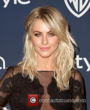 Julianne Hough's Aim Was To Remain Single For One Year