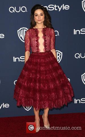 Crystal Reed - Celebrities attend the 15th Annual Warner Bros And InStyle Golden Globe Awards After Party - Arrivals held...