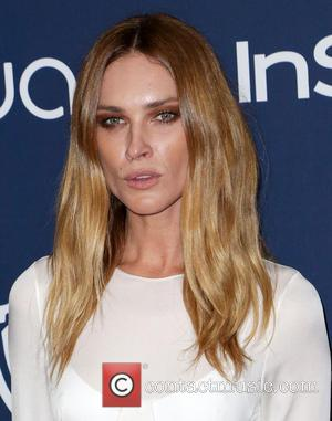 Erin Wasson - Celebrities attend the 15th Annual Warner Bros And InStyle Golden Globe Awards After Party - Arrivals held...