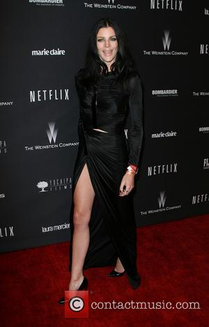 Liberty Ross - The Weinstein Company & Netflix 2014 Golden Globes After Party held at The Beverly Hilton Hotel in...