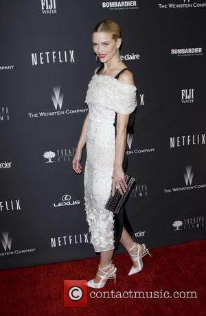 Jaime King - The Weinstein Company & Netflix 2014 Golden Globes After Party held at The Beverly Hilton Hotel in...