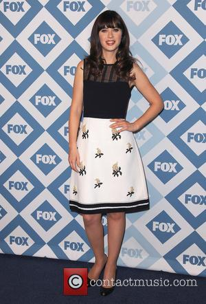 Zooey Deschanel - FOX Winter TCA Press Tour party at the Langham Huntington Hotel - Arrivals at Langham Huntington Hotel...