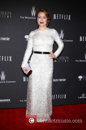 Alyssa Milano - The 71st Annual Golden Globe Awards - Weinstein Party  at The Beverly Hilton Hotel - Los...
