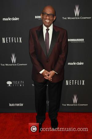 Al Roker - The Weinstein Company & Netflix 2014 Golden Globes After Party at The Old Trader Vic's at the...