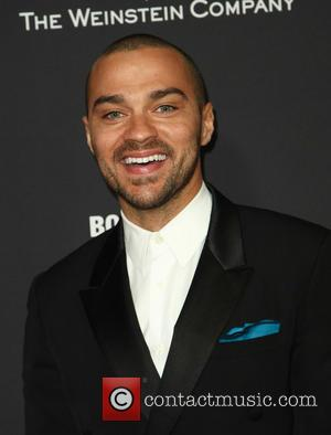 Jesse Williams - The Weinstein Company & Netflix 2014 Golden Globes After Party at The Old Trader Vic's at the...