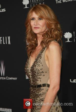 Laura Dern - The Weinstein Company & Netflix 2014 Golden Globes After Party at The Old Trader Vic's at the...