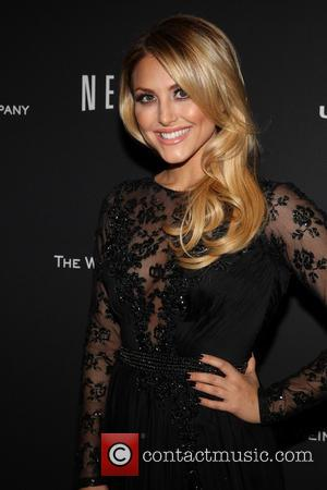 Cassie Scerbo - The 71st Annual Golden Globe Awards - Weinstein Party  at The Beverly Hilton Hotel - Los...