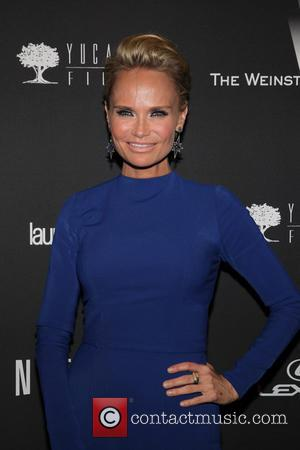 Kristin Chenoweth - The 71st Annual Golden Globe Awards - Weinstein Party  at The Beverly Hilton Hotel - Los...