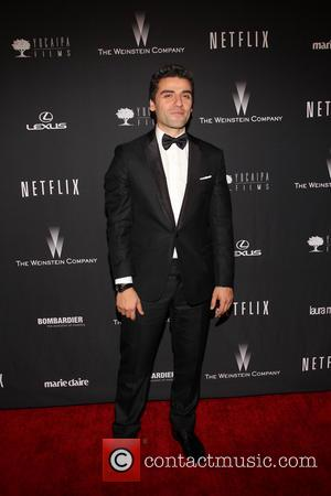 Oscar Isaac - The 71st Annual Golden Globe Awards - Weinstein Party  at The Beverly Hilton Hotel - Los...