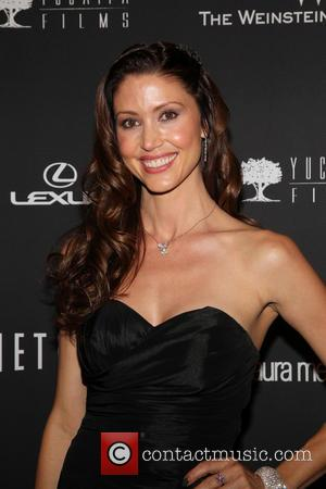 Shannon Elizabeth - The 71st Annual Golden Globe Awards - Weinstein Party  at The Beverly Hilton Hotel - Los...