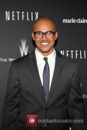Shemar Moore - The 71st Annual Golden Globe Awards - Weinstein Party  at The Beverly Hilton Hotel - Los...
