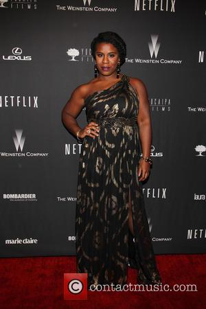 Uzo Aduba - The 71st Annual Golden Globe Awards - Weinstein Party  at The Beverly Hilton Hotel - Los...