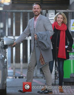 Jason Gardiner - Jason Gardiner outside the itv studios - London, United Kingdom - Monday 13th January 2014