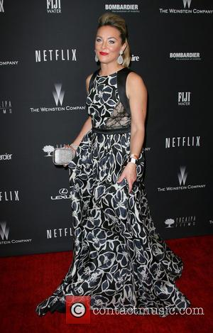 Elisabeth Rohm - The Weinstein Company & Netflix 2014 Golden Globes After Party held at The Beverly Hilton Hotel in...