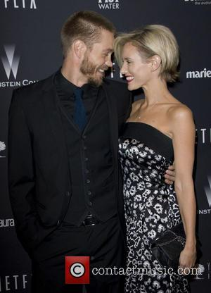 Chad Michael Murray and Nicky Whelan - The Weinstein Company & Netflix 2014 Golden Globes After Party held at The...