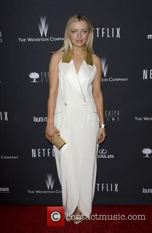 Francesca Eastwood - The Weinstein Company & Netflix 2014 Golden Globes After Party held at The Beverly Hilton Hotel in...