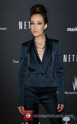 Maggie Q - The Weinstein Company & Netflix 2014 Golden Globes After Party held at The Beverly Hilton Hotel in...