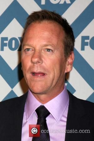 Kiefer Sutherland - FOX Television Critics Association Winter 2014 Party - Pasadena, California, United States - Tuesday 14th January 2014