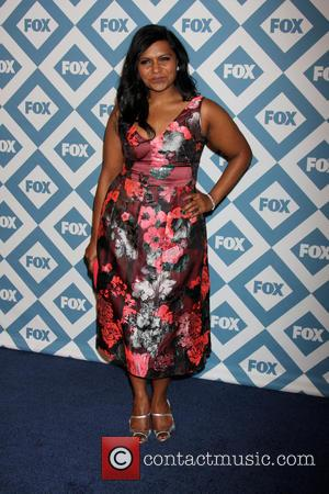 Mindy Kaling - FOX Television Critics Association Winter 2014 Party - Pasadena, California, United States - Tuesday 14th January 2014