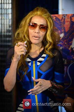 Ivy Queen - Ivy Queen makes an appearance at Score nightclub to promote her new album 'Musa' and talk about...