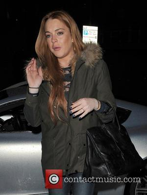 Lindsay Lohan Joins the Cast of '2 Broke Girls'