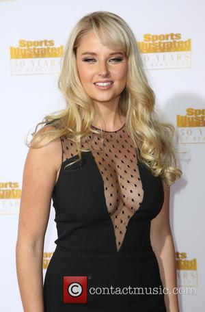 Genevieve Morton - NBC And Time Inc. 50th Anniversary celebration of Sports Illustrated Swimsuit Issue at Dolby Theatre - Beverly...
