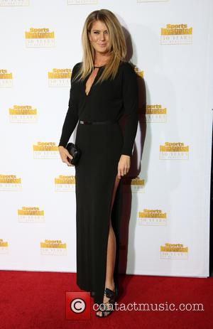 Rachel Hunter - NBC And Time Inc. 50th Anniversary celebration of Sports Illustrated Swimsuit Issue at Dolby Theatre - Beverly...