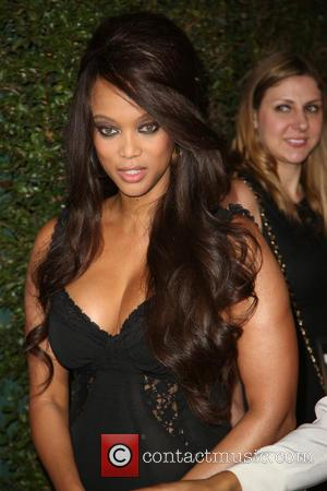 Tyra Banks - NBC And Time Inc. 50th Anniversary celebration of Sports Illustrated Swimsuit Issue at Dolby Theatre - Beverly...