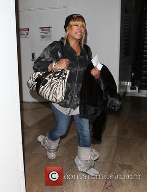 Tionne Watkins - Tionne Watkins leaving for a flight at Los Angeles International Airport (LAX) - Los Angeles, California, United...