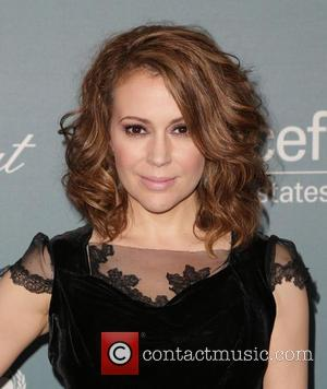 Alyssa Milano - 2014 UNICEF Ball presented by Baccarat at the Beverly Wilshire Hotel Four Seasons Hotel - Los Angeles,...