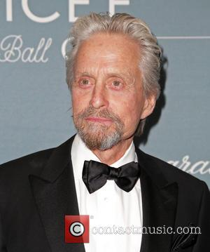 Michael Douglas - 2014 UNICEF Ball presented by Baccarat at the Beverly Wilshire Hotel Four Seasons Hotel - Los Angeles,...