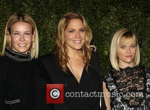 Chelsea Handler, Mary Mccormack and Reese Witherspoon