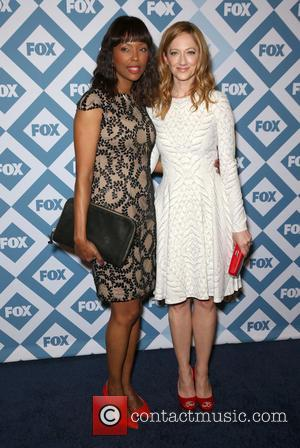 Aisha Tyler and Judy Greer
