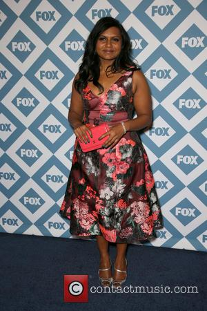 Mindy Kaling - 2014 TCA Winter Press Tour FOX All-Star Party At The Langham Huntington Hotel and Spa - Pasadena,...
