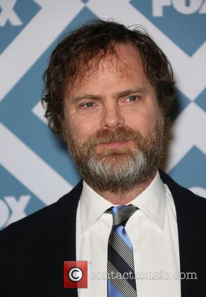 Rainn Wilson - 2014 TCA Winter Press Tour FOX All-Star Party At The Langham Huntington Hotel and Spa - Pasadena,...