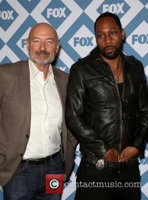 Terry O'Quinn and RZA