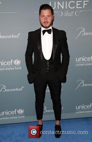 Val Chmerkovskiy - 2014 UNICEF Ball presented by Baccarat at the Beverly Wilshire Hotel Four Seasons Hotel - Los Angeles,...