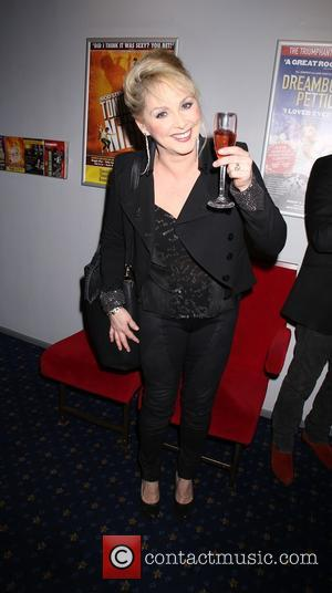 Cheryl Baker - Celebrities atend the 'Happy Days Musical' Press Night at the Churchill Theatre in Bromley - Bromley -...