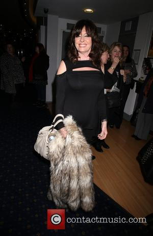 Vicki Michelle - Celebrities atend the 'Happy Days Musical' Press Night at the Churchill Theatre in Bromley - Bromley -...